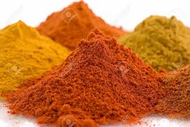 Spice mix for curries