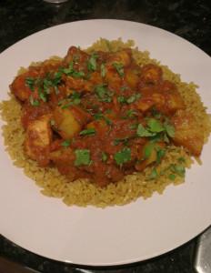 Staff curry