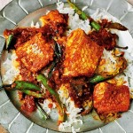 Madras fish curry