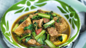 Gurkha pork curry