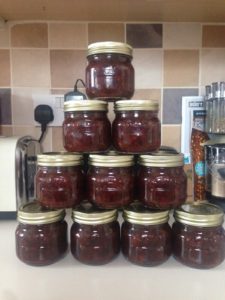 Old Dowerhouse chutney